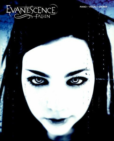 Evanescence - Fallen (used)