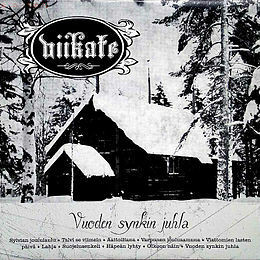 Viikate - Vuoden Synkin Juhla (käytetty)