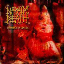 Napalm Death - Punishment In Capitals (used)