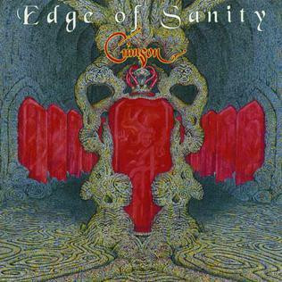 Edge of Sanity - Crimson (used)