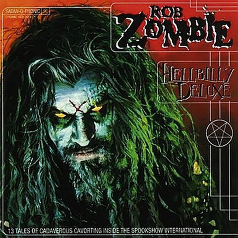 Rob Zombie - Hellbilly Deluxe (used)