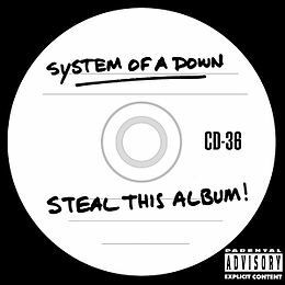 System Of A Dawn - Steal This Album (käytetty)