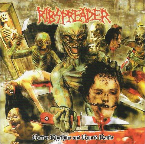 Ribspreader - Rotten Rhythms and Rancid Rants (used)