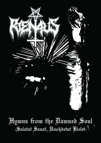 RIENAUS : Hymns from the Damned Soul (uusi)