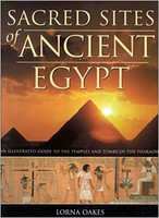 Sacred Sites of Ancient Egypt (used, softcover)