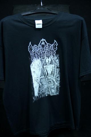 Cadaveric Incubator T-shirt, XL