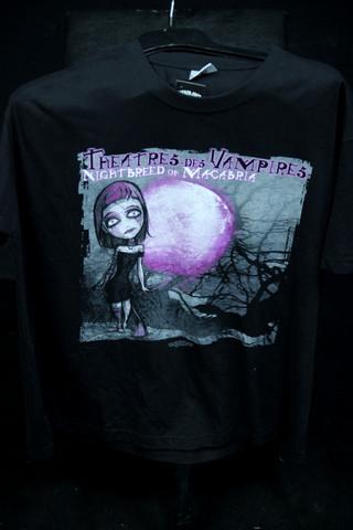 Theatres Des Vampires, T-Shirt, XL