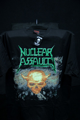 Nuclear Assault T-shirt 2003,  XL