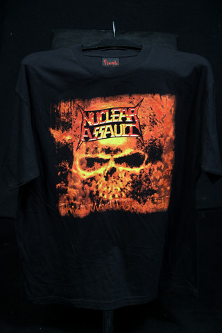 Nuclear Assault T-shirt 2005, XXL