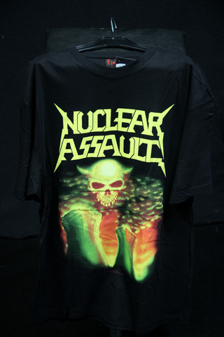 Nuclear Assault - SurviveT-paita ,  L