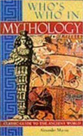 Who's Who in Mythology (used, paperback)