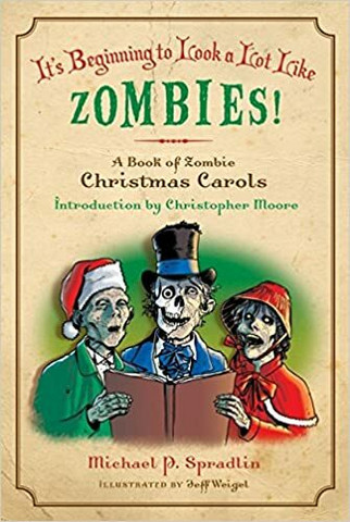 It's Beginning to Look a Lot Like Zombies! (new, paperback)