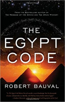 The Egypt Code (used, paperback)