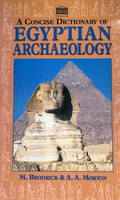 A Concise Dictionary of Egyptian Archaeology (used, paperback)
