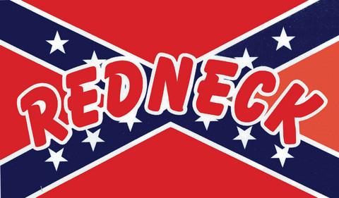 Redneck flag