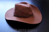 Light brown cowboy hat