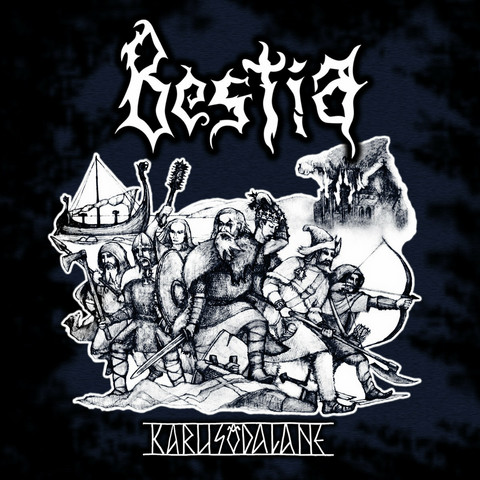 Bestia - Karusõdalane (CD, new)