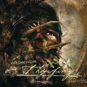 Thyrfing – Vansinnesvisor (CD, used)