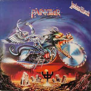 Judas Priest – Painkiller (CD, used)
