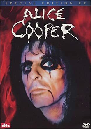 Alice Cooper - Special Edition EP (DVD, used)