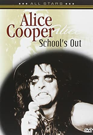 Alice Cooper - School's Out (DVD, used)