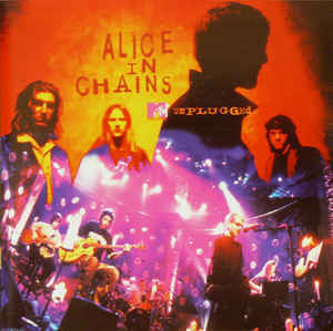Alice In Chains ‎– MTV Unplugged (CD, käytetty)