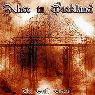 Alice In Darkland ‎– The Evil's Entrails (CD, käytetty)