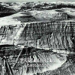 Precambrian – Tectonics (CD, new)