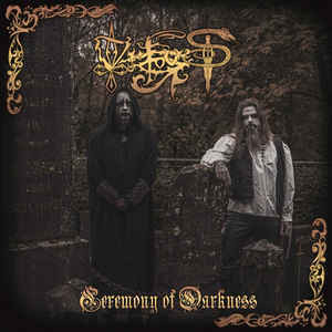 Orfvs ‎– Ceremony of Darkness (CD, new)