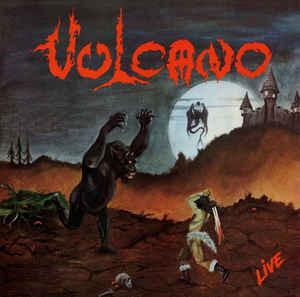 Vulcano – Live! (LP, new)