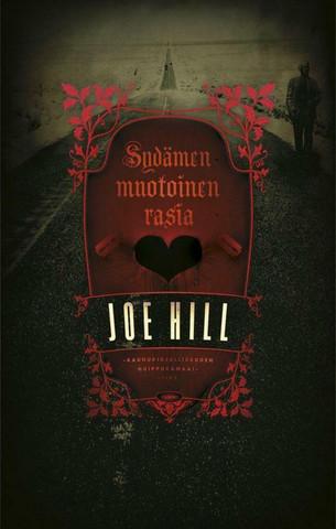 Sydämen muotoinen rasia - Joe Hill (käytetty)