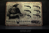 Smith and Wesson -sign
