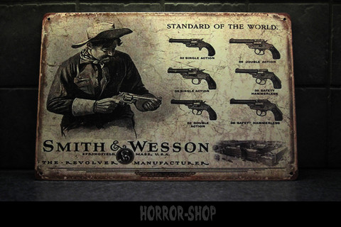 Smith and Wesson -kyltti