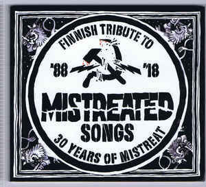 Mistreated Songs : Finnish Tribute To 30 Years Of Mistreat (CD, new)
