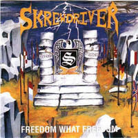 Skrewdriver ‎– Freedom What Freedom (CD, new)