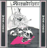 Skrewdriver ‎– Warlord (CD, new)