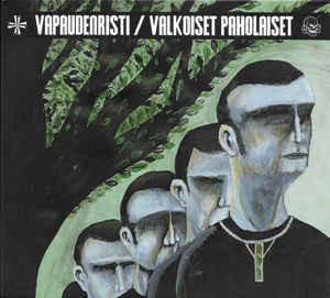 Vapaudenristi / Valkoiset Paholaiset – Vapaudenristi / Valkoiset Paholaiset (CD, new)