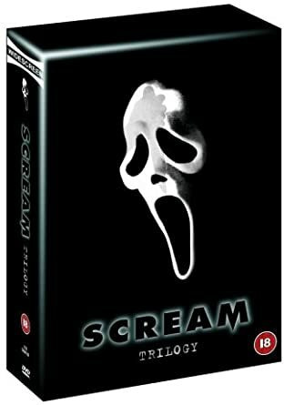 Scream Trilogy (DVD, käytetty)