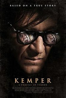 Kemper The Co-Ed Killer (DVD, käytetty)