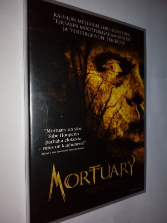 Mortuary (DVD, used)