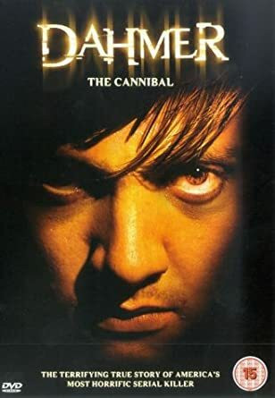 Dahmer The Cannibal From Millwaukee (DVD, used)