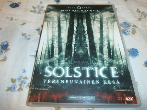 Solstice (DVD, used)