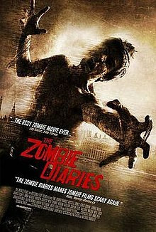 The Zombie Diaries (DVD, used)