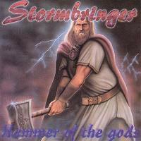 Stormbringer - Hammer of The Gods (CD, new)