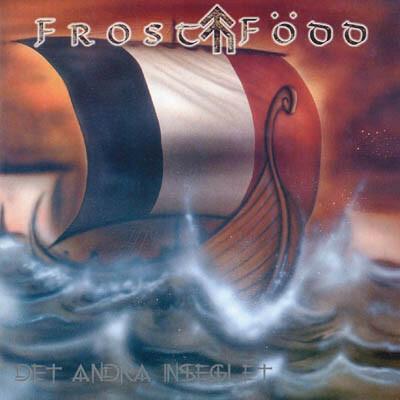 Frostfödd – Det Andra Inseglet (CD, new)