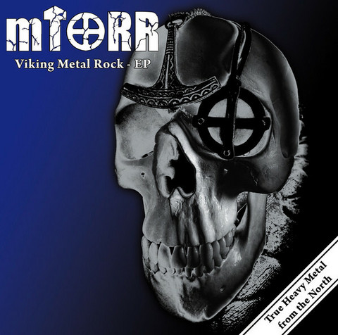 mTORR ‎– Viking Metal Rock (CD, new)