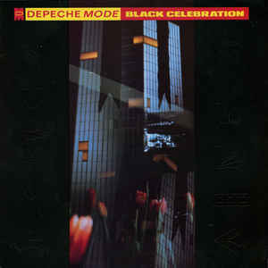 Depeche Mode ‎– Black Celebration (CD, used)