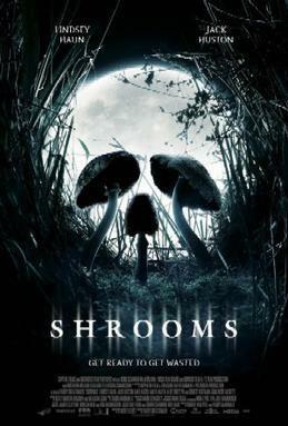 Shrooms (DVD, used)