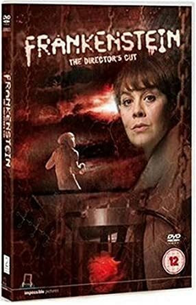 Frankenstein - The Director's Cut (DVD,  käytetty)