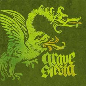 Grave Siesta - Grave Siesta (CD, used)